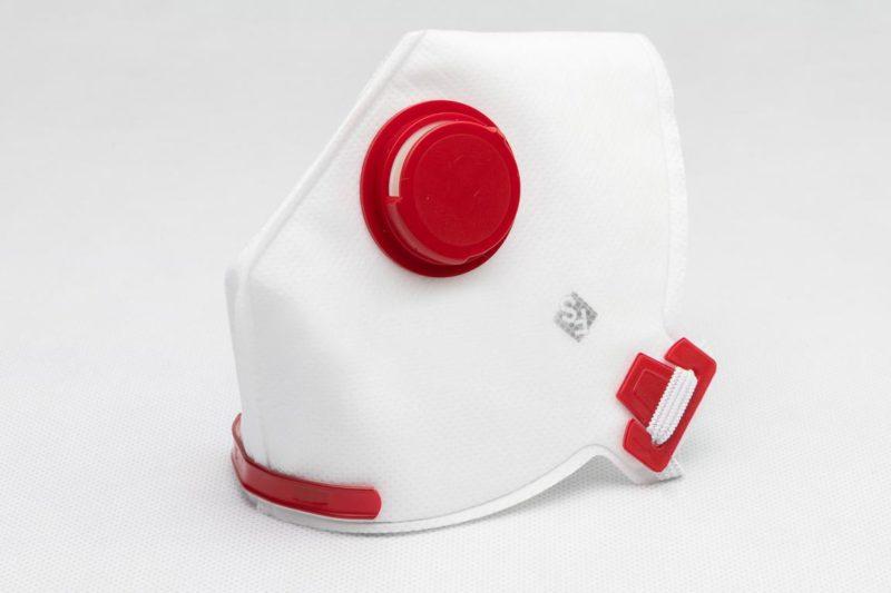 Andningsmask FFP3