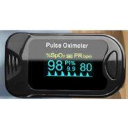 Pulsoxymeter M130, svart